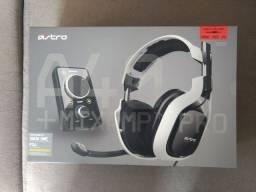ASTRO A40 +MIXAMP PRO PARA XBOX ONE/ PS4/PC BRANCO LACRADO