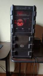 Gabinete Cooler Master haf 912 Cinza comprar usado  Itapetininga