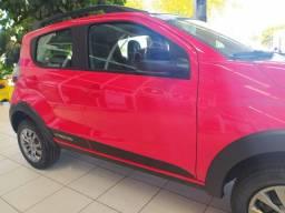 Fiat Mobi Trekking 2021/2021 - Vermelho | Oferta: R$ 48.040,00