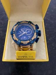 Relógio Invicta Thunderbolt 21361 azul