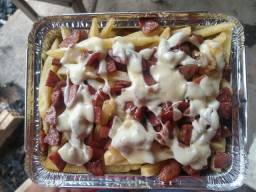 Batatas fritas -  delivery