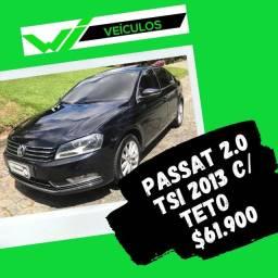 Passat 2.0 TSI C/ Teto Completo 2013