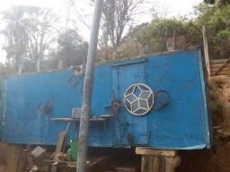Vendo container de caminhão, aceito propostas