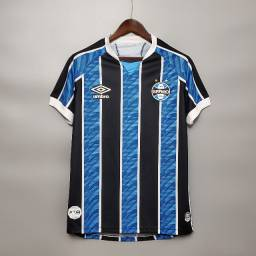 Camisa Grêmio Home 2020 / 2021 - Torcedor