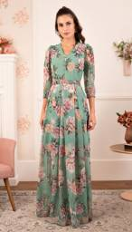 Vestido Antix - Sinfonia das Flores