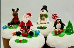 Panettones personalizados de natal!!!