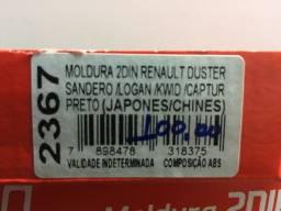 Moldura 2 dim Renault duster sandeiro logan kwid Captur
