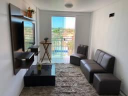 Alugo apartamento mobiliado na Beira Rio