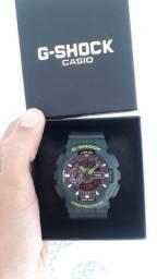 Relógio Casio G-Shock (A prova d'água) GA-110