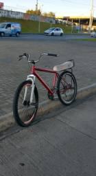 Bike montadinha com freio hidráulico shimano