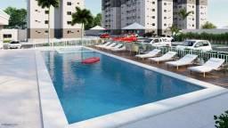 Lançamento Apartamento com 1 Suíte, Giardino, No Turu - Condomínio Fit One