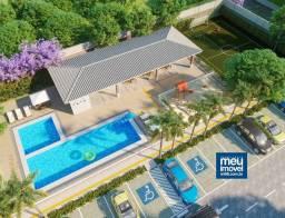 85-Vem conhecer seu lar!! Apartamentos com 2 quartos, 44 m²(Village Das Águas)