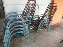 cadeiras de fio nova embalada valor promocional pr retirar no bairro tubalina
