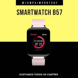 Smartwatch b57 // produto novo com garantia