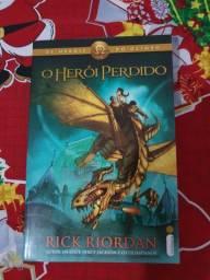 Livro o herói perdido