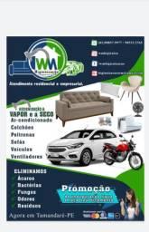 WM Higienização e Limpeza