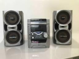 Som Mini System Sony Mhc - Dx9
