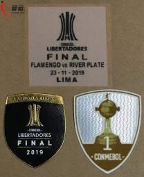 Kit Patch Final da Libertadores 2019