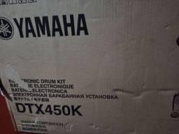 Bateria eletrônica Yamaha DTX 450K