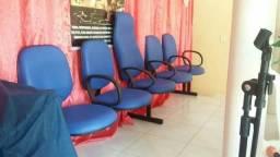 Poltronas e Cadeiras(Igreja)