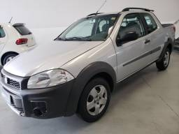 Fiat Strada Working Cabine Dupla Completa 14 mil kms