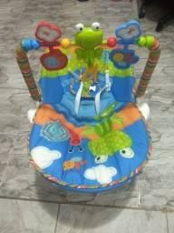 Cadeirinha de balanço bebê Fischer Price
