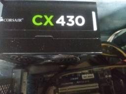 Fonte Corsair CX 430