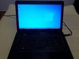 NoteBook HP Compac Pentium 4GB HD 500