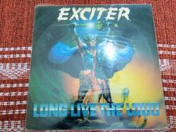 Exciter - Long Live the Loud - LP - Importado - Impecável