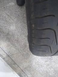 Roda estepe vectra elite com pneu