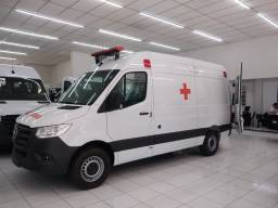 Mercedes-benz Sprinter Ambulância 2021