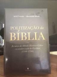 Politizacao da Bíblia - Scott Hahn e Benjamin Wilker