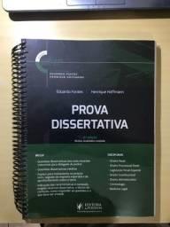 Livro Direito Prova Dissertativa - Delegado de Polícia 2021