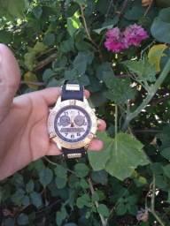 Relógio Digital e Analógico
