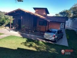 Título do anúncio: Casa com 3 dormitórios à venda, 140 m² por R$ 600.000 - Condomínio Estância Real - Lagoa S