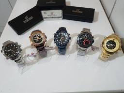 Relógios Naviforce masculino