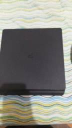 Playstation 4 ( PS4 ) - 1TB - 2 Controles + Jogos