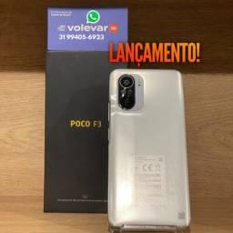 LOUCURA 12x229 cartao! Poco F3 128GB - Novo Lacrado GARANTIA - Global
