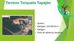 Título do anúncio: terreno na torquato tapajós