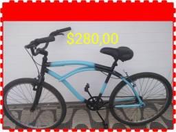 Beach bike aro 26