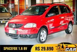 Título do anúncio: VW - VolksWagen SPACEFOX 1.6/ 1.6 Trend Total Flex 8V 5p 2010 Flex