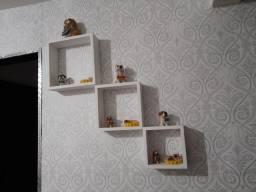 Nichos e animais de decoração