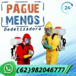 Título do anúncio: @Dedetizadora em geral trabalhamos com os melhores técnicos *****..........