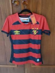 Título do anúncio: Camisa do Sport  Feminina.