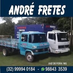 André FRETES E MUDANÇAS CARRETOS DEUS É FIEL