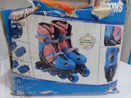 Patins Hot Wheels