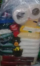 Vendo cesta básica 155 reais