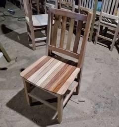 Título do anúncio: Movél Cadeira Madeira Maciça Demolição Marcenaria Fabrica
