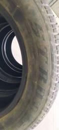 Título do anúncio: 4 pneus aro 15 185/60r15