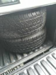 Rodas amarok original ferro com pneus